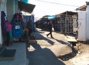Место рынка в Саяногорске занял «Торговый комплекс»