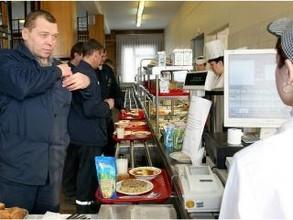 Горячее питание на САЗе поощряется денежной дотацией