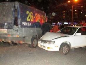 Мужчин в Хакасии подвели повороты налево