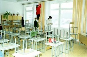 В Хакасии на карантин из-за ОРВИ и гриппа закрыто шесть школ