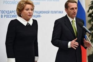 Российские сенаторы сократили зарплату и отказались закупать оргтехнику