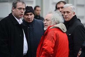 В Москве началось прощание с Борисом Немцовым