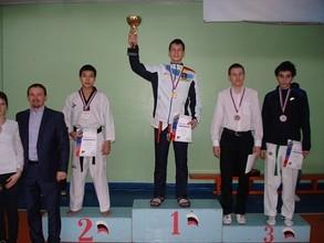 Спортсмены из Абакана заняли второе общекомандное место на Первенстве Красноярского края по тхэквондо