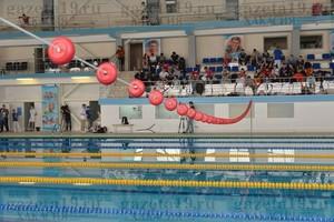 3 марта в Хакасии стартовал третий этап Кубка Сибири по плаванию на призы главы Абакана