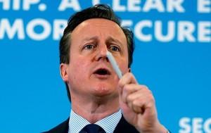 """Кэмерон обещает вывести санкции против России """"на новый уровень"""""""