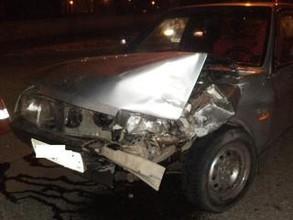 Международный женский день в Хакасии не обошелся без травмы автоледи