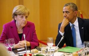 Посол ФРГ: Обама отказался от поставок оружия Киеву после встречи с Меркель