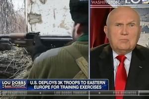 Отставной генерал США в эфире Fox News призвал «убивать русских»