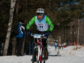 Триатлонисты Саяногорска заняли призовые места в Железногорске