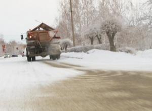 Несмотря на гололед, в Саяногорске не произошло ни одного ДТП