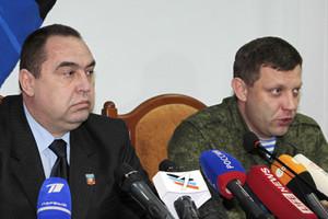 Руководители ДНР и ЛНР пожаловались Меркель