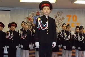 Еще один казачий кадетский класс открылся в Хакасии