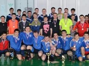 В Хакасии назван победитель чемпионата по мини-футболу