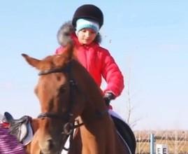 Хакасия достойно выступила в турнире по паралимпийской выездке