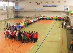 В Саяногорске стартовала 25 спартакиада работников образования