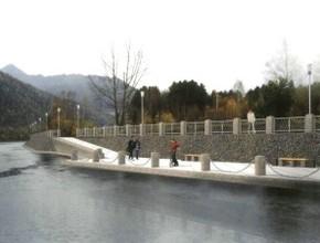 В Хакасии появится двухкилометровая набережная с смотровыми площадками