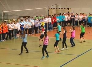 Школа №3 и детсад «Снегирек» стали победителями Спартакиады работников образования