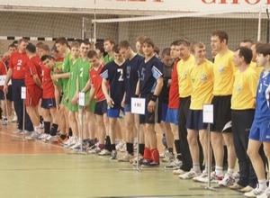 Команда «Геолог» стала Чемпионом Саяногорска по волейболу