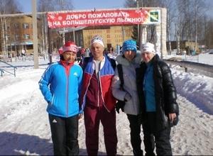 Саяногорец Валерий Леонов вернулся с Кубка мира по лыжным гонкам