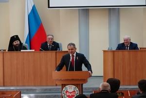 Сергей Шойгу стал почетным жителем Хакасии