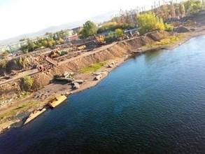 Жилье в зоне подтопления Саяно-Шушенской ГЭС подвергается опасности