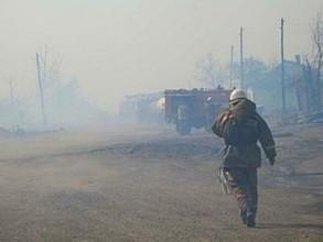 В Хакасии все силы брошены на борьбу с огненной стихией