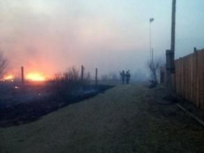 Основные очаги пожаров в Хакасии локализованы