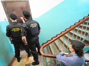 В Хакасии полицейские прошлись по должникам и собрали с них больше 3 млн. рублей