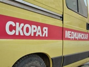 В Саяногорске девчушка бросилась под колеса легковой Chery
