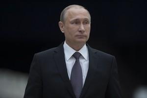 Путин прилетел в пострадавшую от пожаров Хакасию