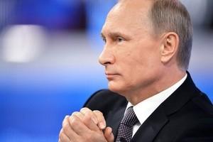 Путин потребовал наказать виновных в пожарах чиновников