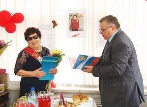 Председатель общественной палаты Саяногорска принимает поздравления!