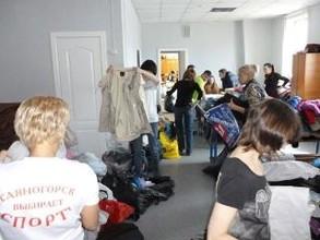 Центр социальных программ РУСАЛа отправил погорельцам Хакасии более 80 машин гуманитарного груза