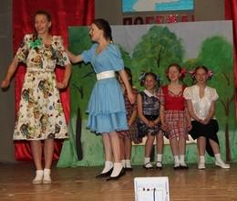 В Хакасии выбрали лучшие школьные театры