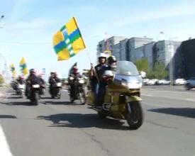 В Саяногорск прибудет Знамя Победы