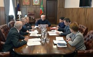 """Виктор Зимин: """"Главное - защитить Хакасию от пожаров"""""""
