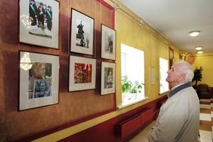 Открытие выставки «Салют, Победа!» (фоторепортаж)