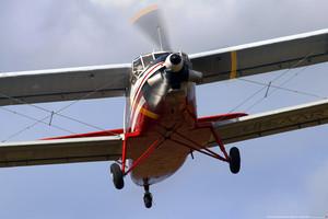 Пожары в лесах Хакасии теперь ищут с воздуха: Ан-3 облетает территорию республики
