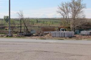 В селе Краснополье началось строительство для погорельцев
