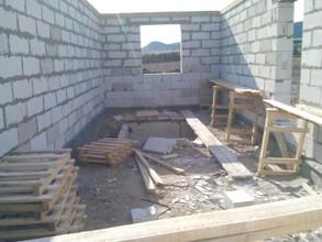 Дома для погорельцев будут строить компании из Красноярска и Барнаула