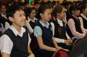 Одаренные и талантливые школьники Хакасии получат премии