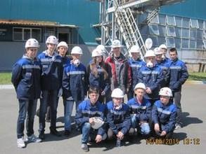 Студенты саяногорского политехникума узнали, как стать мехатрониками