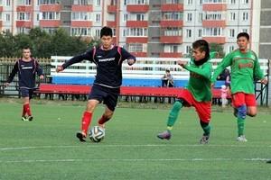 В Хакасии стартовали Чемпионат и Первенство республики по футболу