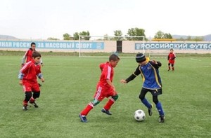 Минспорт Хакасии возрождает футбол в районах республики