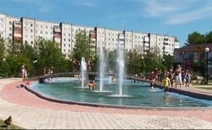 Городские фонтаны могут отключить из-за купающихся детей
