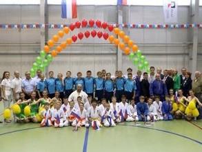 Саяногорский спортивный центр РУСАЛа отметил 10-летний юбилей