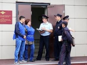 Народная дружина «Металлург» вышла на улицы Саяногорска