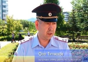 Пьяный лихач в Черемушках арестован