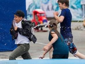 В Хакасии в День Ивана Купалы были сбиты два ребенка