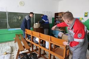 РУСАЛ выделил более 4 млн рублей на восстановление школы в Хакасии
